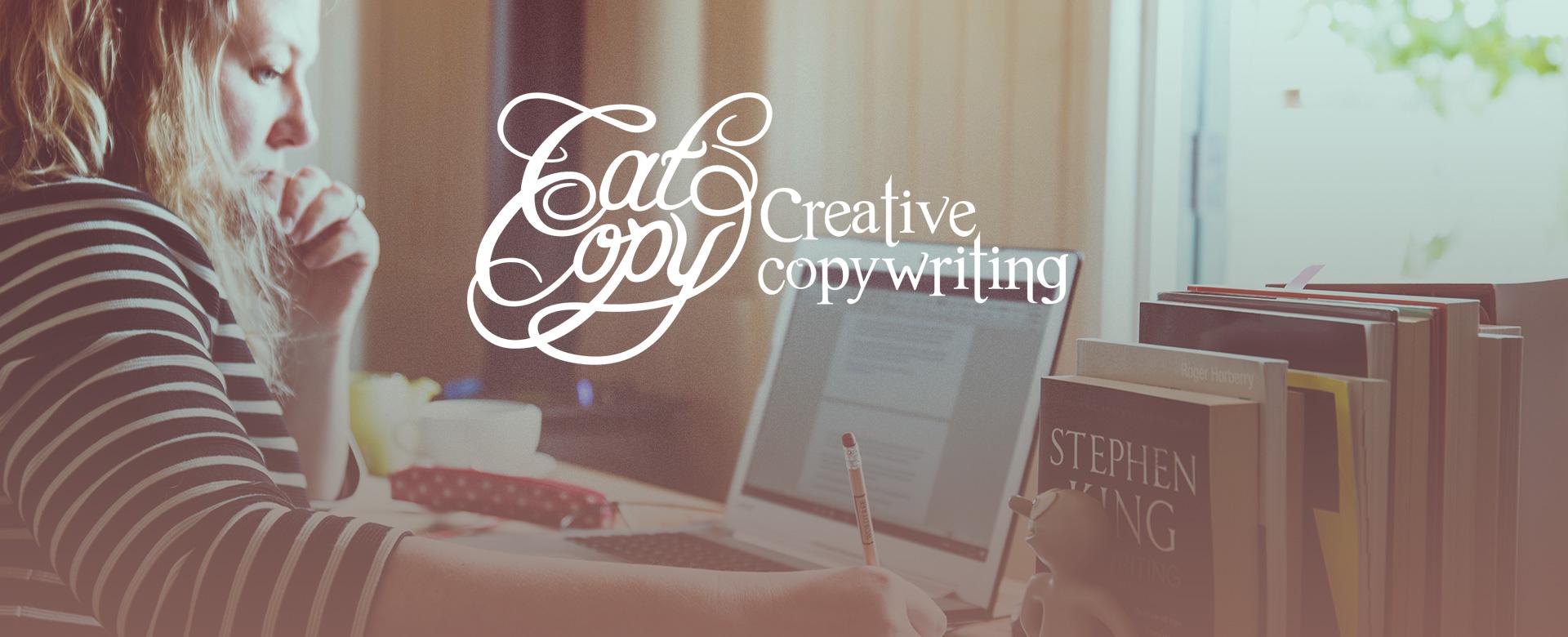Cat Copy - Freelance Creative Copywriter